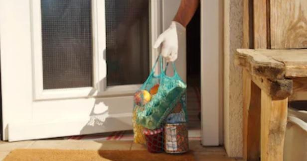 Cómo desinfectar los comestibles