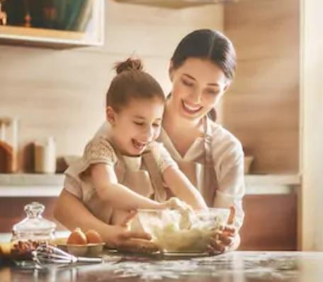Cómo incluir a los niños en la cocina